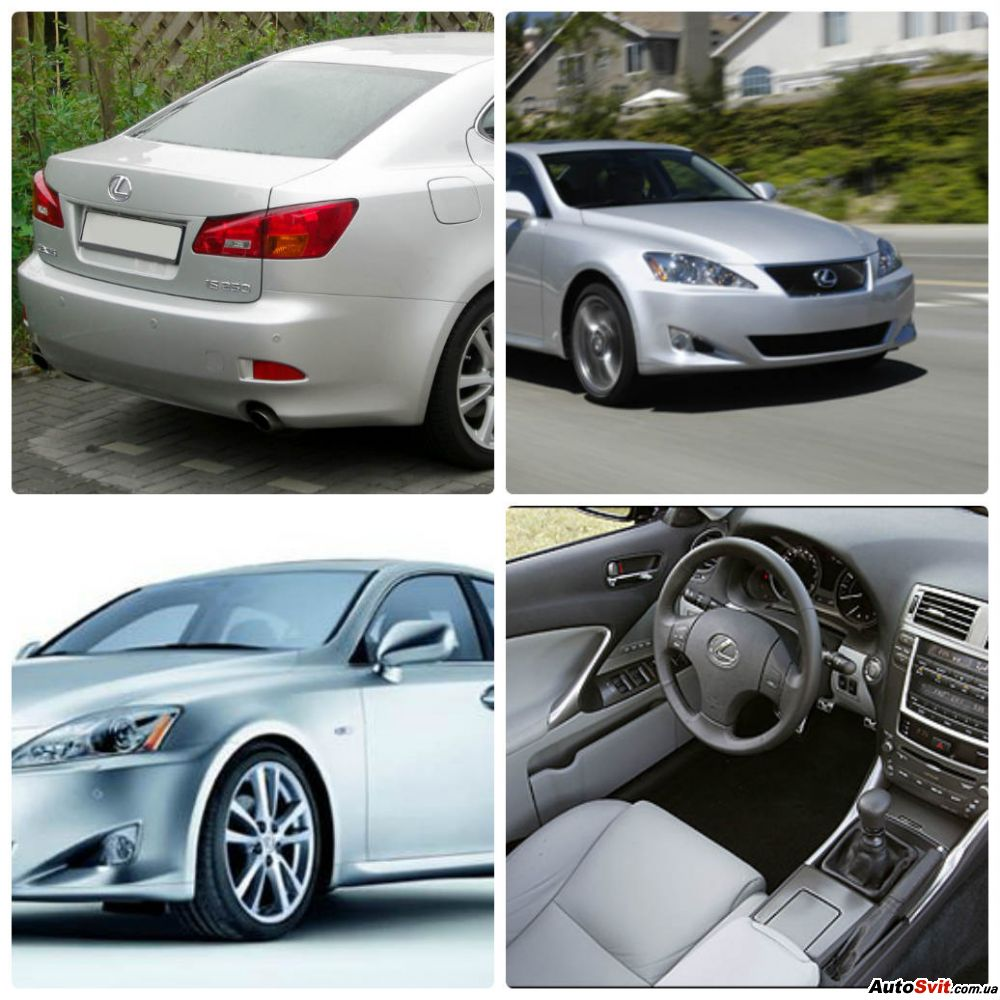 Lexus IS 250/300/350, фото #1