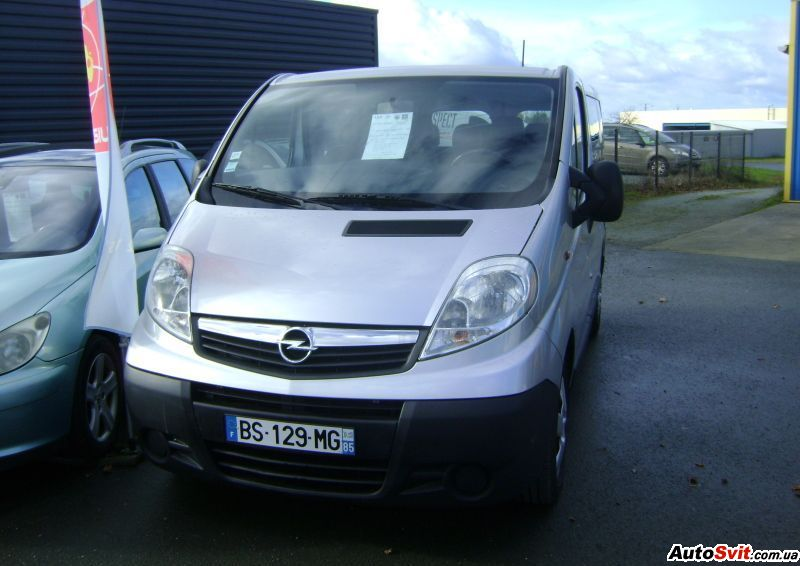 Renault Trafic , фото #1