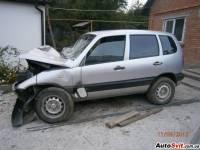 продажа Chevrolet Niva