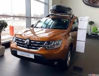 Renault Duster , фото #1