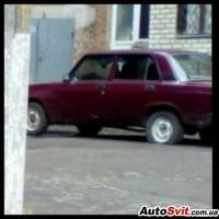 продажа ВАЗ 2107