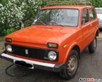 продажа ВАЗ 2121