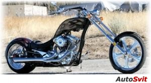 Big Bear Choppers  Athena Chopper 2008