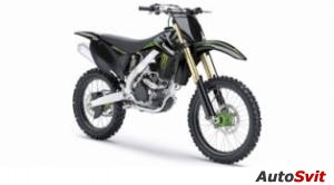 Kawasaki  KX 250F Monster Energy 2009