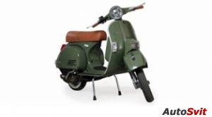 Genuine Scooter Co.  Stella 150 4-Stroke 2012