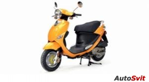 Genuine Scooter Co.  Buddy 50 2013